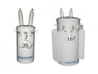 D16美标单相柱上式变压器