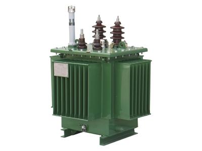 10KV级单相配电变压器
